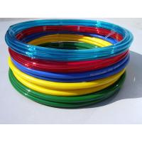 Wholesale Red / Yellow Wear Resistant Silicone Tube Extrusion , Polyurethane Hose from china suppliers