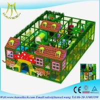 Wholesale Hansel children indoor sport equipment indoor soft playground from china suppliers