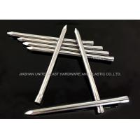 Wholesale Brad Head Casing Nails Low Carbon Wire Sharp Point Round Shank For Window Frames from china suppliers