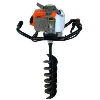 Wholesale 2 Stroke Gasoline Powered Earth ground hog post hole digger with Metal Material from china suppliers