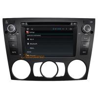 Wholesale 7 inch Android 4.4 GPS Auto Navigation Systems for BMW E90 E91 E91 from china suppliers