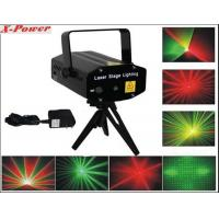Wholesale Red and Green Color Mini Laser Stage Light With 20 Patterns Gobos For KTV, DJ Club  S-20 from china suppliers