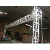 Wholesale Goal Post Truss Aluminum / Global Truss Goal Post Outdoor for Lights Speakers from china suppliers
