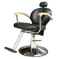 Wholesale Professional Reclining Salon Barber Chair Classic Style For Hair Shop , Dark Brown from china suppliers