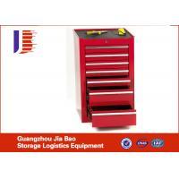 Wholesale Blackish Red Movable Industrial Garage Storage Cabinets With Powder Coating from china suppliers