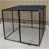 Wholesale power coated dog kennels from china suppliers