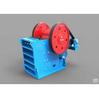 Wholesale V - Type Jaw Crusher Machine Deep Crushing Chamber Electrical Motor Drive from china suppliers