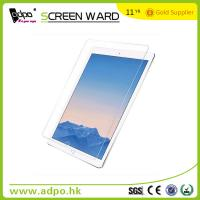 Quality Wholesale Tablet Tempered Glass Screen Protector for iPad air 2 for sale