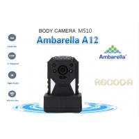 Wholesale Police Wearable 4G Body Camera Night Vision Camera With WIFI GPS from china suppliers