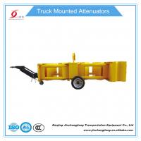 Buy cheap Detachable Truck Mounte Attenuators Rear-end collision-proof equipment Protect highway maintenance vehicles and personne from wholesalers