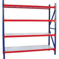 Wholesale Steel Plate and Light Duty Shelving with 500-5000mm Height, 100-800kg / Level from china suppliers