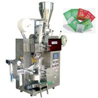 Automatic Filter Green Tea Tea Packaging Machine With Outer Envelope , SUS304 Material