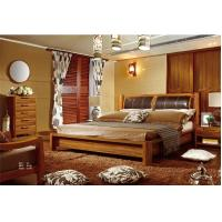 Wholesale Modern Wooden hotel bedroom furniture set from china suppliers