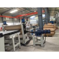 Wholesale PE Aluminum Composite Panel Production Line 1200mm Height 170mm 180mm Screw Diameter from china suppliers