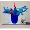 Buy cheap Multi colour handblown glass table lamps / Handblown glass table lamps , DJ-3007 from wholesalers