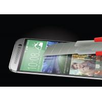 Wholesale Colored scratch proof 9H real tempered glass screen protectors 0.4mm thickness from china suppliers