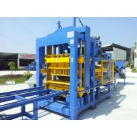 Wholesale QT6-15 automatic hydraulic cement hollow block making machine/interlocking brick machine from manufacture with low price from china suppliers
