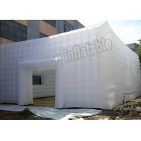 Wholesale Marquee Reinforced Seam Inflatable Event Tent PVC Stretch Building Tent With Door And Windows from china suppliers