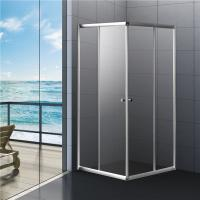Wholesale Sliding Bathroom Shower Enclosure  800x800 Corner Entry Shower door 6Y6522 from china suppliers