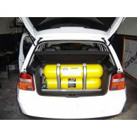 Wholesale Type 1 Automotive Cng Steel Cylinder Od 325mm , 34crmo4 Steel Compressed Natural Gas Tanks from china suppliers