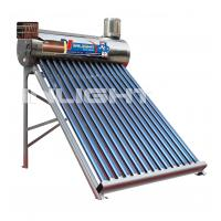 Wholesale 300L Solar Coil Water Heater Simple Structure With Easy Installation / Pipeline Connection from china suppliers