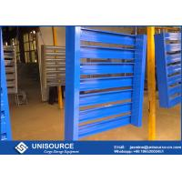 Wholesale High Strength Stackable Metal Pallets Durable / Stackable For Racking System from china suppliers