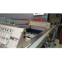 Wholesale Neat Stitches Multi Head Embroidery Machine , 24 Multi Needle Quilting Machine from china suppliers