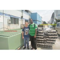 Quality 3 Tons Stainless Steel Industrial Commercial Ice Block Making Machine R22 / R404a for sale
