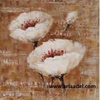 Wholesale 100% Handmade Decoration & Flower Oil Painting on Canvas from china suppliers