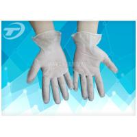 Wholesale Non - Sterile Exam Vinyl Disposable Gloves Single Use S - XL from china suppliers