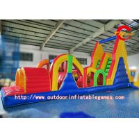 Wholesale Durable Kids / Children Inflatable Fun City With Bounce House 3 Years Warranty from china suppliers
