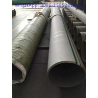 Wholesale TP347 DIN 1.4550 Stainless Steel Pipe TP347H Welded SS Pipes For Heat Exchangers from china suppliers