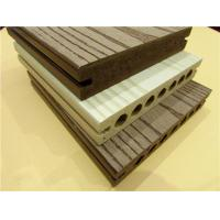Wholesale Embossing Galling WPC Composite Decking Solid PVC Plastic Deckings from china suppliers