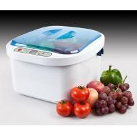Wholesale 0.75L 40W Plastic Ultrasonic Cleaner Used for Washing Straberry from china suppliers
