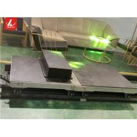 Wholesale Led Cuttable Horizontal Removable Aluminum Stage Platform 380v Anti - Slip from china suppliers