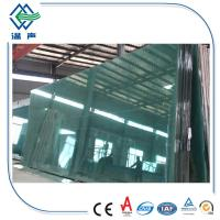 Wholesale 5mm 6mm 4mm Clear Float glass , solid float process glass with fine polished Corner from china suppliers