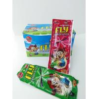 Wholesale Candy Stick With Fly Leaf and Sticker Combine Eating and Fun Kid's Love from china suppliers