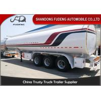 Wholesale 20000 to 60000 Liters Petrol Diesel Crude Oil tanker trailers / Semi Trailer Truck 1 to 9 compartments from china suppliers
