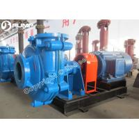 Wholesale High Pressure Slurry Pump for long distance delivering from china suppliers