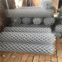 Wholesale PVC coated and hot dipped Galvanized Chain link fence from china suppliers