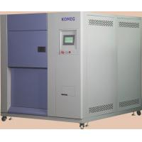 Wholesale Programmable 3 Zone Thermal Shock Chamber For Electronic Components from china suppliers