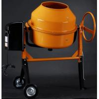 Wholesale Electric Portable Concrete Mixer Mini Concrete Mixer with 200L from china suppliers