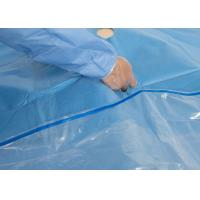 China Lithotomy Sterile Surgical Packs Urinary Procedure Packs TUR Drapes Hypoallergenic on sale
