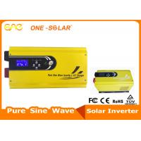 Wholesale Pure Sine Wave Inverter 2kw 12V 24V With Solar Controller For Water Pump & Solar System from china suppliers