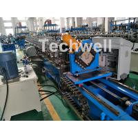 Wholesale 0-15m/Min Forming Speed Hat Channel Cold Forming Machine For Raw Material GI , Carbon Steel from china suppliers