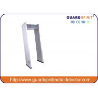 Wholesale 6 Zone Door Frame Metal Detector Airport Security Metal Detectors from china suppliers
