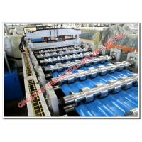 Wholesale Aluminium Metcopol and Step-tiles Roofing Sheet Corrugating Machine from china suppliers