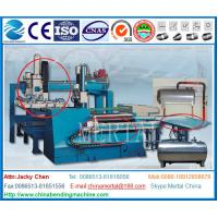 Wholesale LNG/CNG/LPG plate rolling machine production line is a perfect equipment for auto-rolling from china suppliers