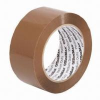 Wholesale Brown Packing Tape, Used for Packing Gifts, Souvenirs and Groceries, OEM Orders Accepted from china suppliers