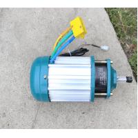 Quality Electric Motors 1500W / Electric Car Motor Parts For Vehicles for sale